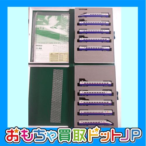 KATO 【10-868 E2系 東北新幹線「はやて」前線復旧1番列車 10両セット】お買取りしました