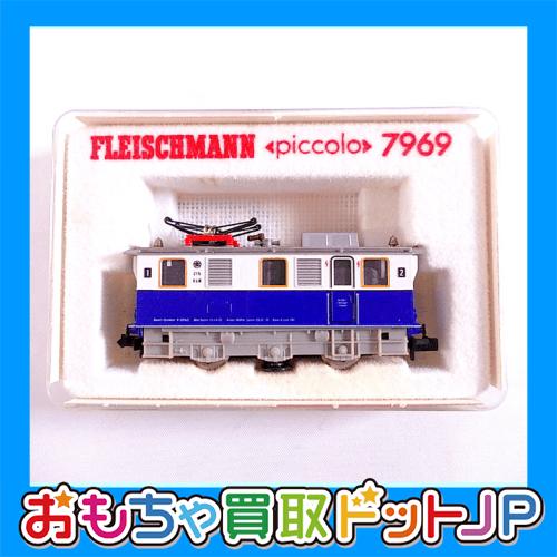 フライシュマン【7969 クリーニング機関車】Nゲージ