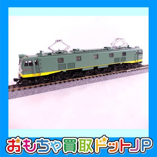 天賞堂 HOゲージ 72020 EF58形電気機関車 原型小窓 青大将色 カンタム搭載