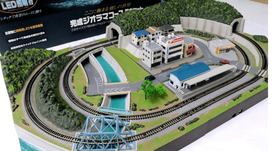 鉄道模型 レイアウトとは?