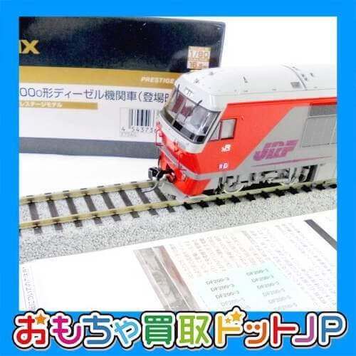 【TOMIX HOゲージ】鉄道模型の買取価格表更新しました!